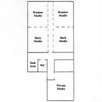 Plan of Old Print Works